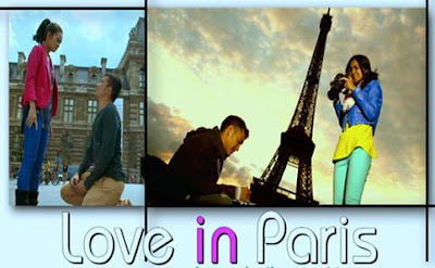 Sinetron Love In Paris SCTV