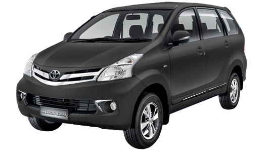 Black Metallic All New Avanza Champagne Metallic All New Avanza