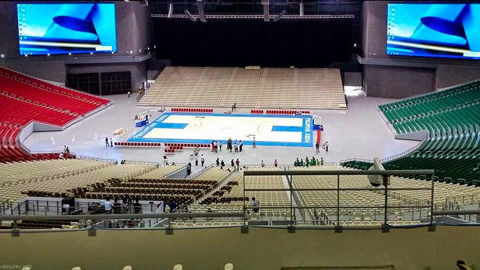 Philippine Arena is PBA's new home
