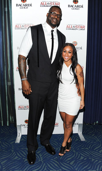 shaq and hoopz. Here are Shaq and Hoopz last
