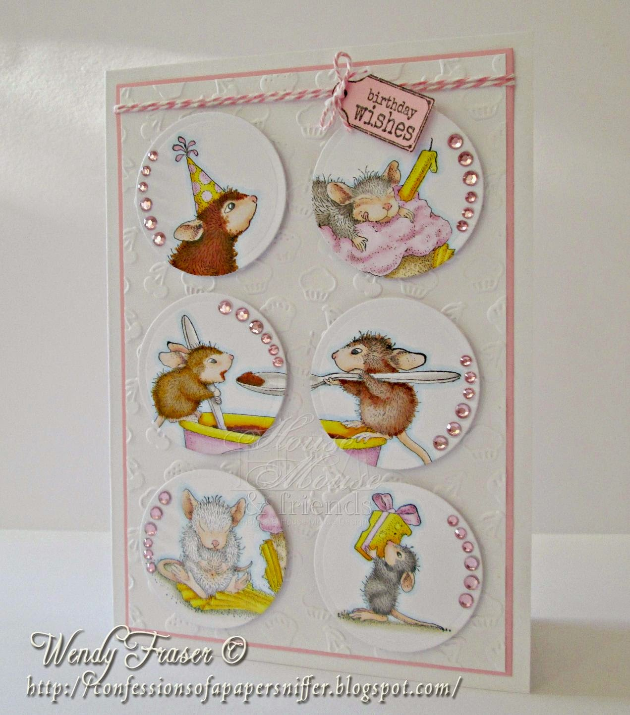 House Mouse Friends Monday Challenge Anything Goes With