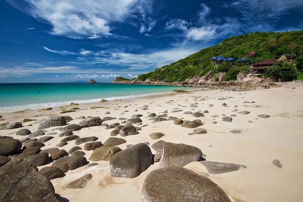 Les 8 plus belles plages de Thailande - Aow Leuk à Koh Tao