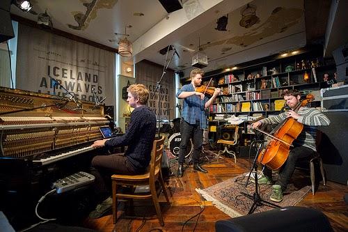 Ólafur Arnalds – Le plus jeune et le plus talentueux compositeur d'Islande
