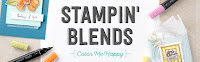 STAMPIN BLENDS ARE HERE!
