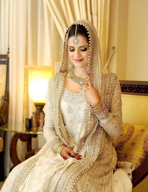 Latest Trend In Bridal Wear Dp 2016