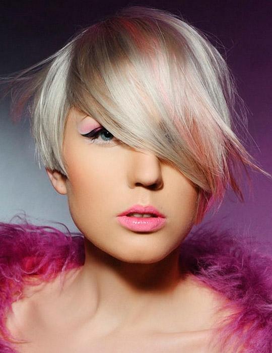 Модное мелирование волос 2015