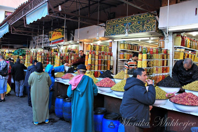 Marrakech by Monika Mukherjee
