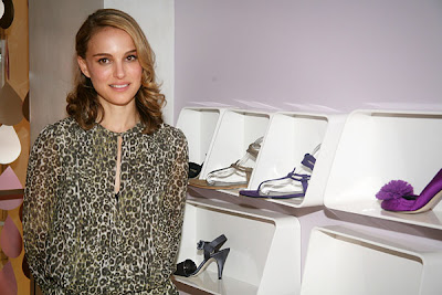 Natalie Portman (Vegan-Friendly Footwear)