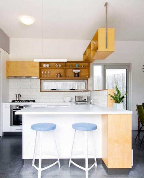 Ide Kreatif Desain Kabinet Kitchen Set Mutiara Expose