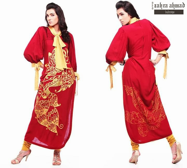Latest Winter Collection For Ladies Pictures 2015 2016 Pakistan Fashion Shows Fashion