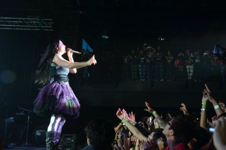 Evanescence - KL LIVE