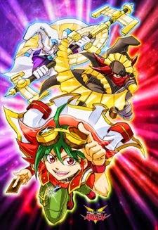 Vua Trò Chơi Yu-Gi-Oh! Sesion 5