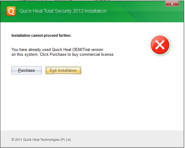 Download Quick Heal Antivirus Pro Trial Version