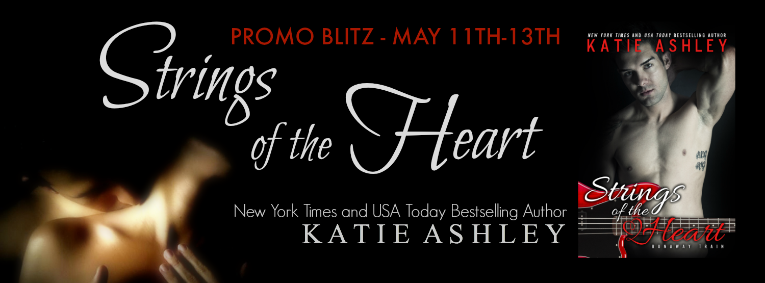 Book Blitz: Strings of the Heart by Katie Ashley