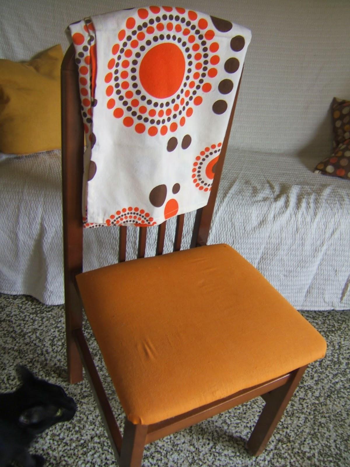 Grace Blog: 5 pasos para tapizar sillas.