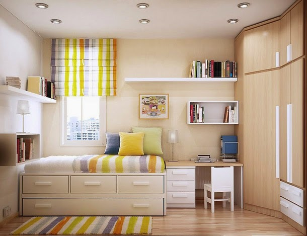 Small apartment decorating ideas: how to increase the space