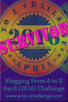 A to Z Survivor 2016