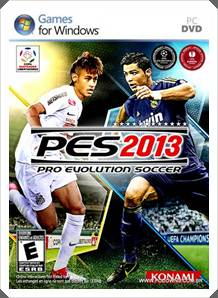 Download Pro Evolution Soccer 2013 PC Full + Torrent