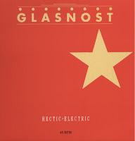 Hectic Electric - Glastnost (Vinyl, 12\