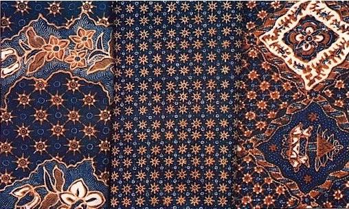 kesenian daerah batik jawa tengah