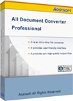 Free Download Aostsoft All Document Converter Pro v3.8.6 with Keygen Full Version