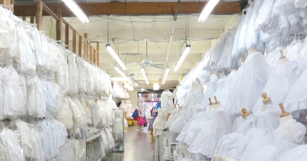 Fashion District Communion Dresses