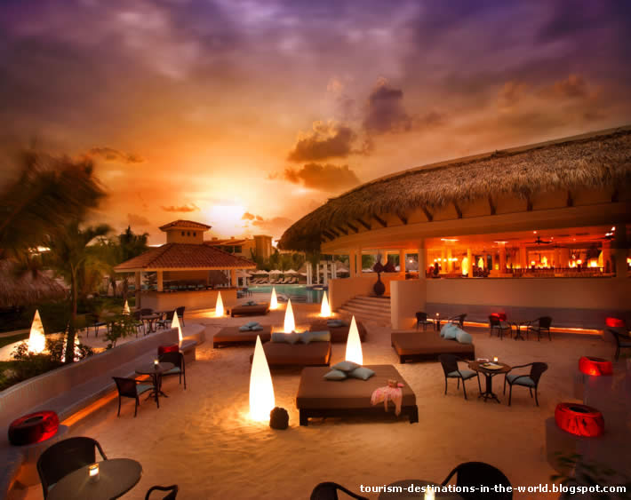 Restaurante GABi Club - Paradisus Punta Cana Resort