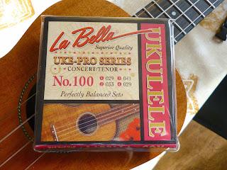 la bella uke-pro ukulele strings