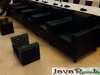 Penyewaan Sofa Minimalis Single Seater Murah Jakarta