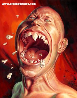 Mơ thấy rụng răng khểnh