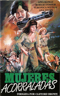 Fury in the Tropics 1986 Mujeres Acorraladas