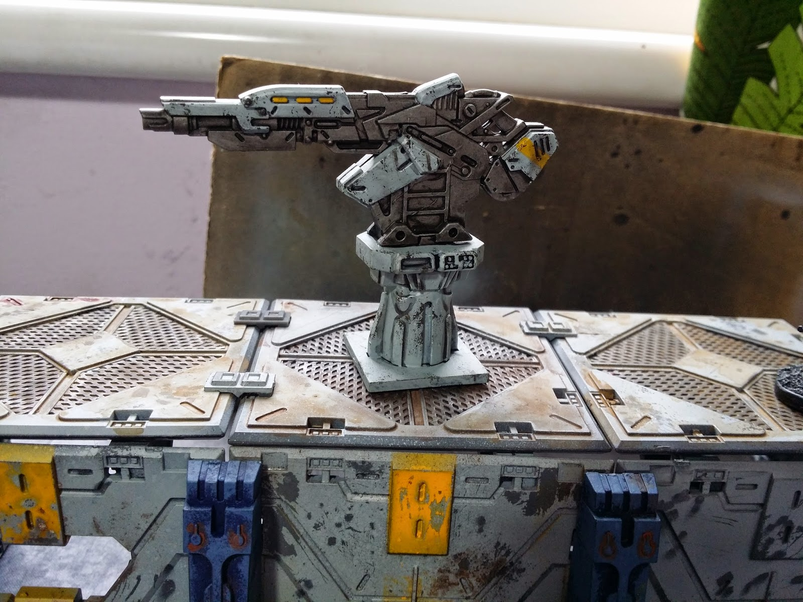 Mantic Deadzone Defence Laser