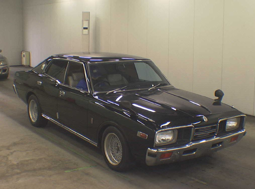 Import A Vehicle 25 Year Old Car Importation 1978 Nissan Cedric