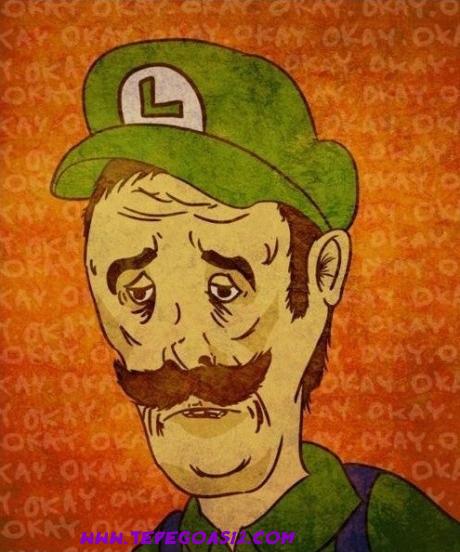 Luigi okay