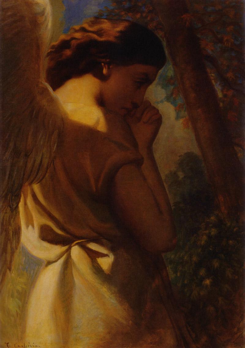 theodore chasseriau angel