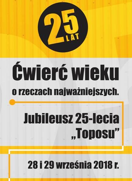 "JUBILEUSZ ""TOPOSU"""