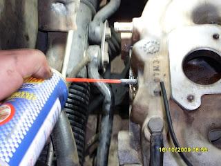 Limpeza do sistema de ventilação positiva do Cárter - Monza, Kadett, Vectra A 016