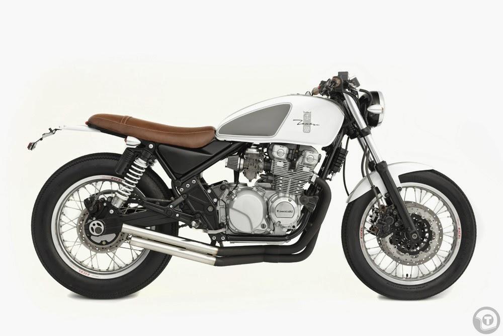 For Motorcycle fans  Kawasaki
