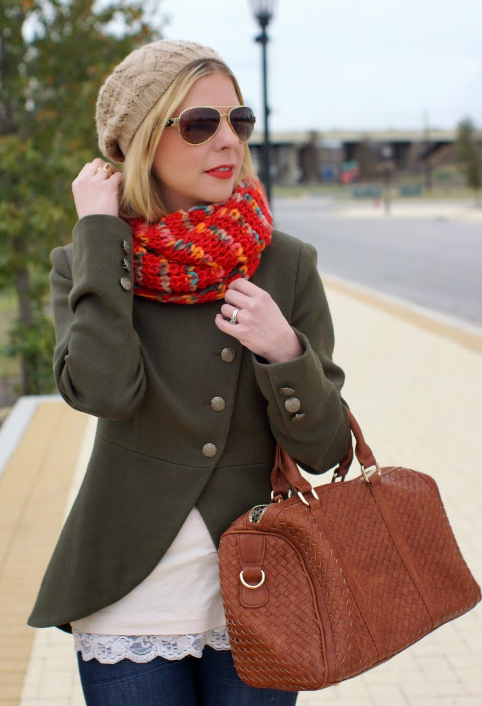 Winter Color Palette for Outfit Ideas