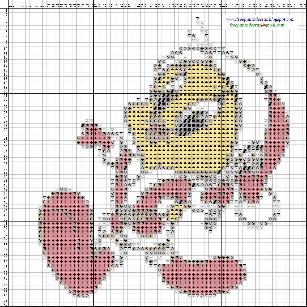Dibujos punto de cruz gratis navide os - Videos de punto de cruz ...