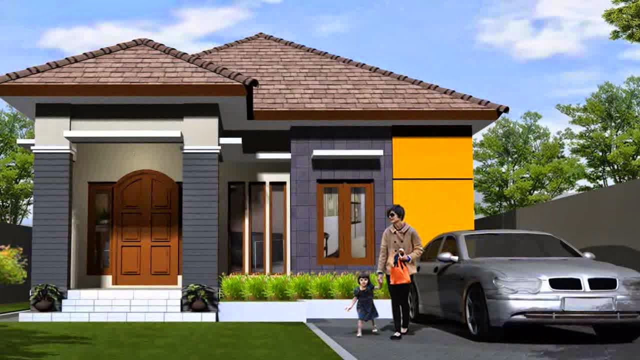 Contoh Rumah Minimalis 1 Lantai 2015 Contoh Rumah Minimalis