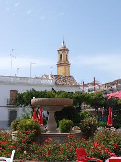 Estepona Plaza de las Flores