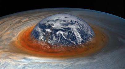 بزرگترین و دیرپاترین توفان منظومه خورشیدی شاید تا ۲۰ سال دیگر فروکش میکند