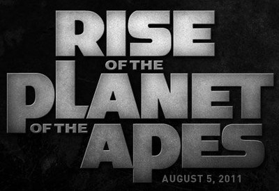 Rise of the Planet of the Apes official movie poster.