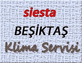 Siesta Beşiktaş Klima Servis