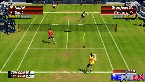 Virtual_Tennis_Game