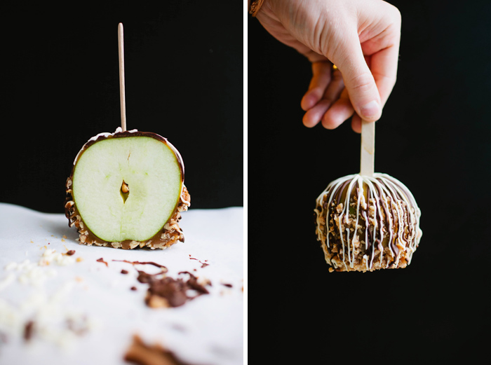 Brittany Wood, Brittany Wood Photography, Pomelo, Pomelo Blog, The Pomelo Blog, caramel apples, caramel apple recipe
