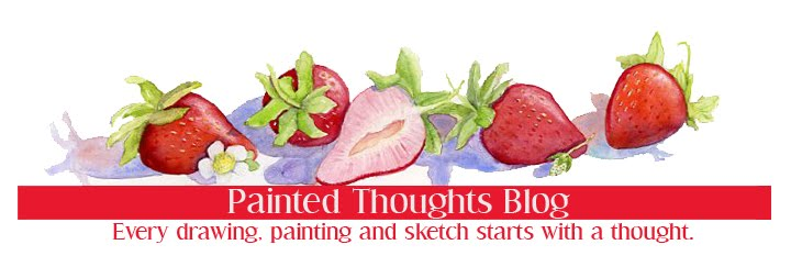 Painted Thoughts Blog