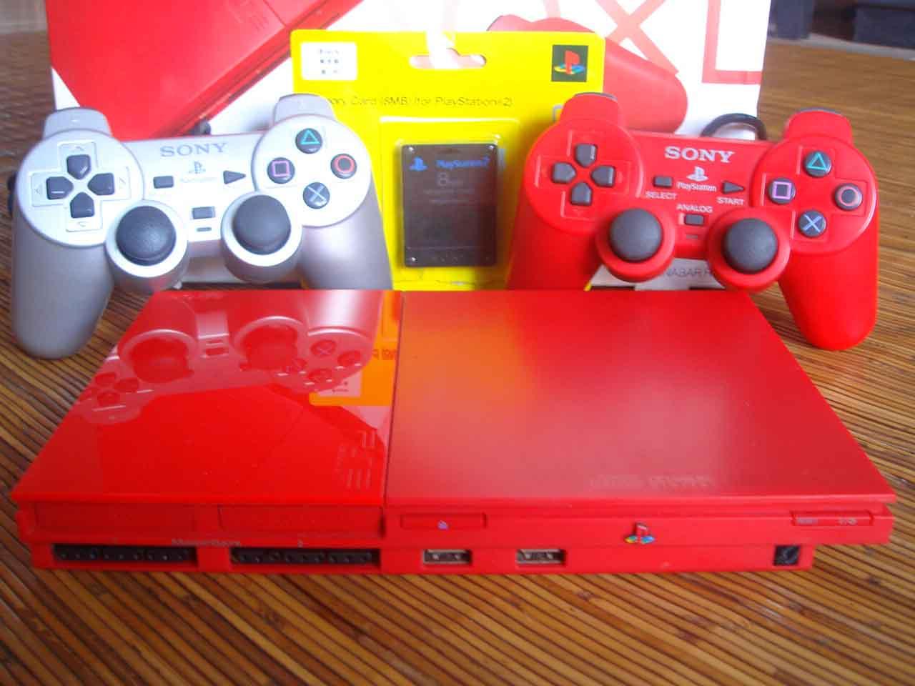 Nopie Elektronik  Sony PS2 slim Harga   Rp.1.000.000 a10ac3046a