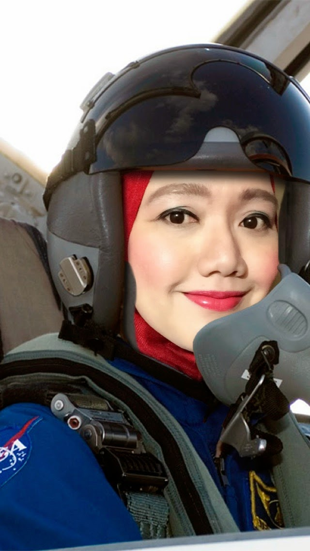 Cita-Cita Nak Jadi Pilot